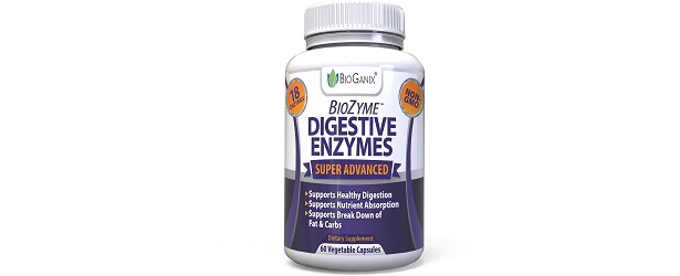 BioGanix Digestive Enzymes Review