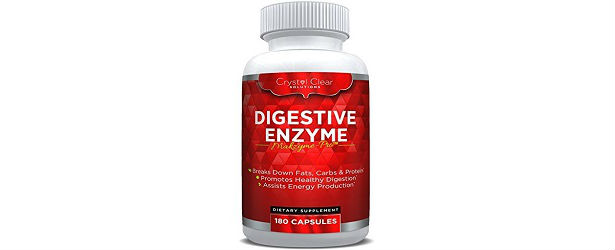 Crystal Clear Digestive Enzymes Supplement Review 615