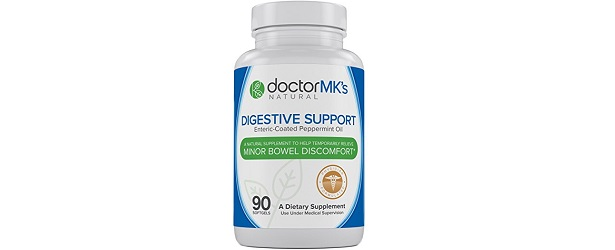 Doctor MK's IBS Relief Supplement Review