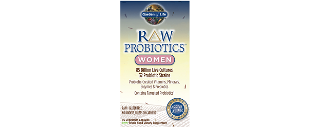 Garden of Life Raw Probiotics Review