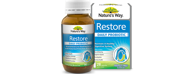 Nature S Way Restore  Billion Review